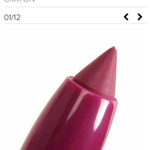 Bite Beauty Matte Creme Lip Crayon in Aubergine